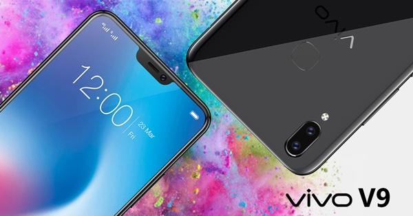 Vivo V9 Terbaru Dengan Ram 6GB Dan Snapdragon 660