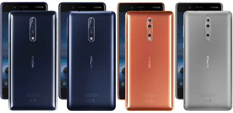 Kelebihan Nokia 8 Yang Bisa Buat Kamu Jatuh Hati