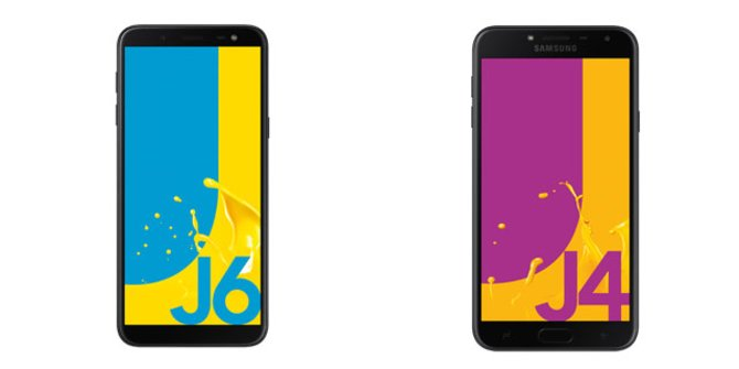 Perbedaan Spesifikasi Samsung Galaxy J4 dan J6, Serupa Namun Tak Sama