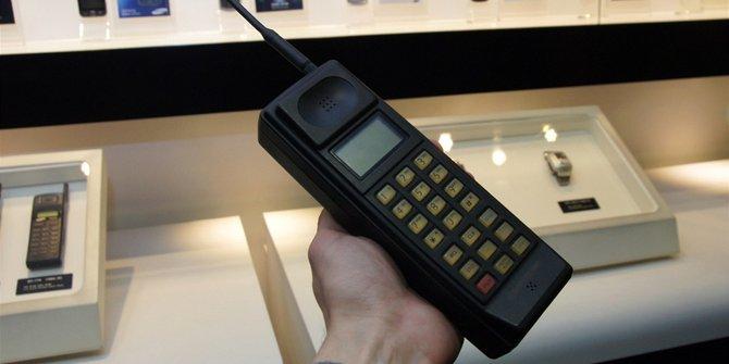 SC1000 - Ponsel Pertama Buatan Samsung Di Tahun 1985