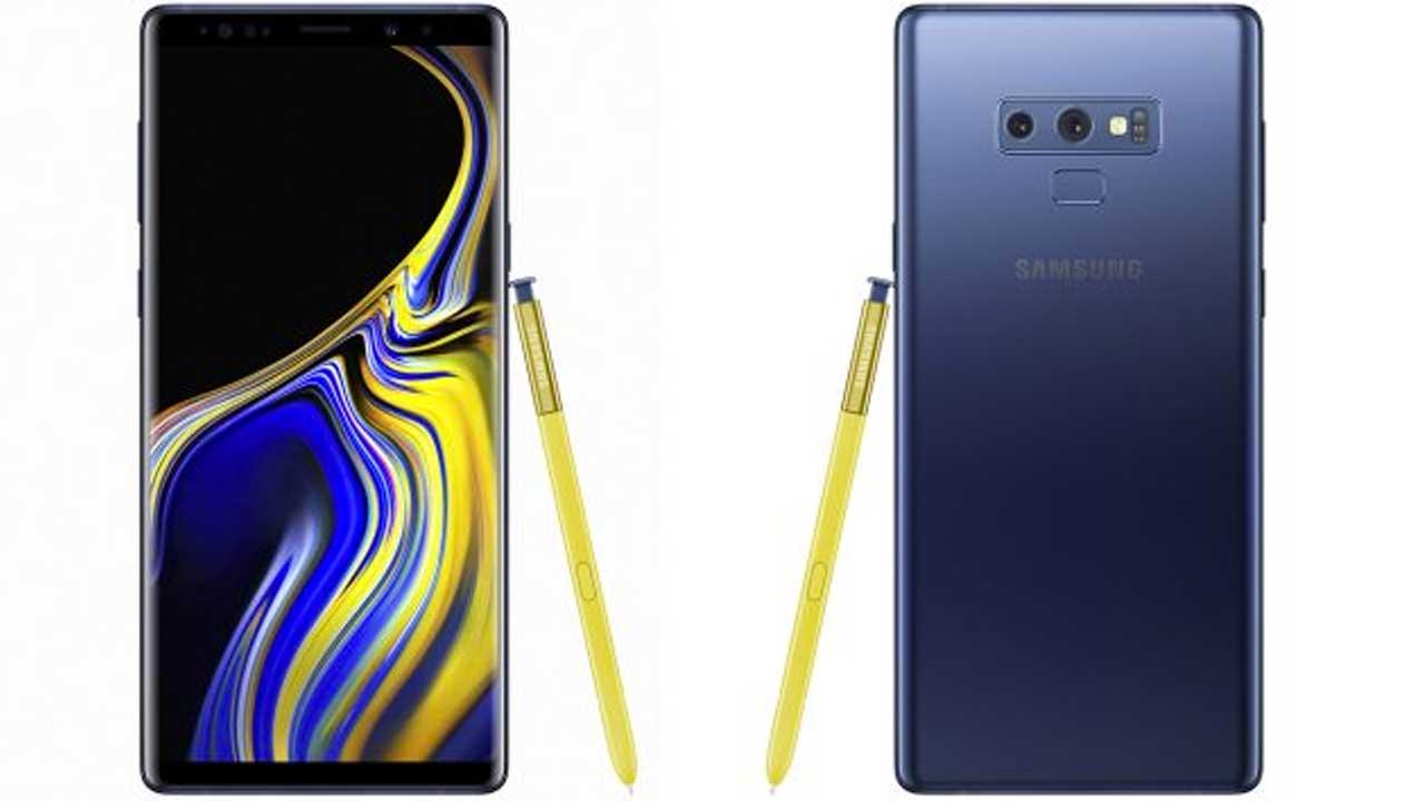 Samsung Galaxy Note 9 Resmi Hadir Di Indonesia