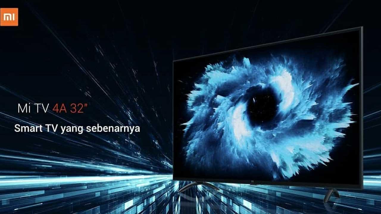 Xiaomi Hadirkan Smart TV - Mi TV 4A