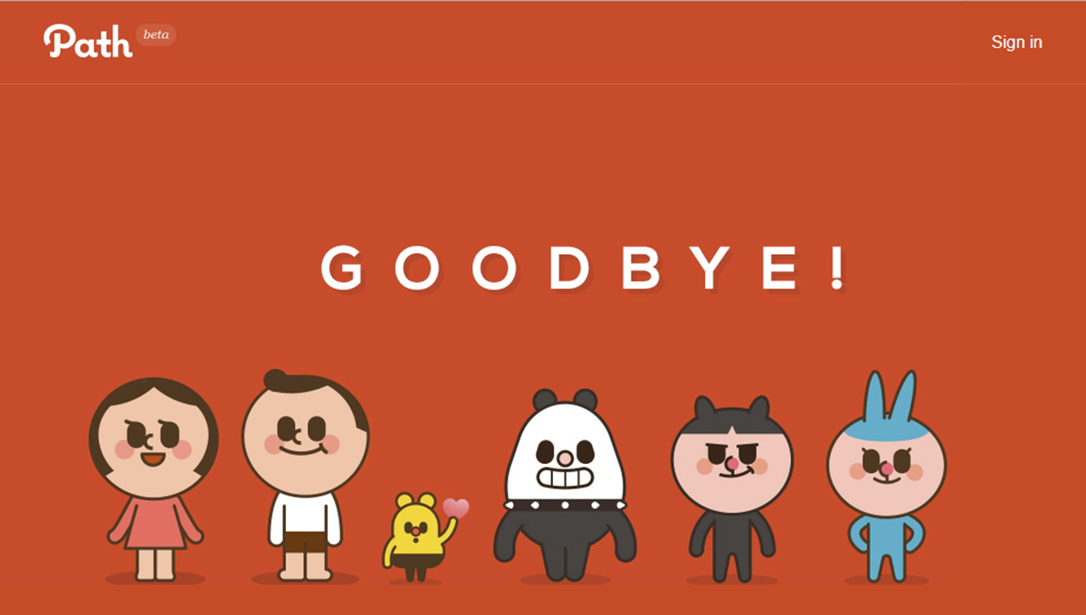 Path Resmi Ditutup, Goodbye Path !