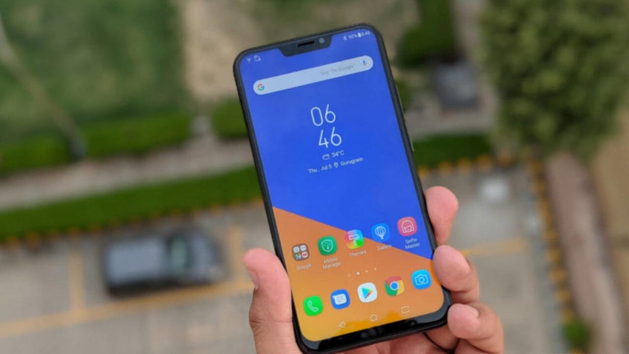 Smartphone Dengan Otak Snapdragon 845 Termurah