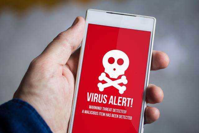 Ciri-Ciri Smartphone Terserang Virus