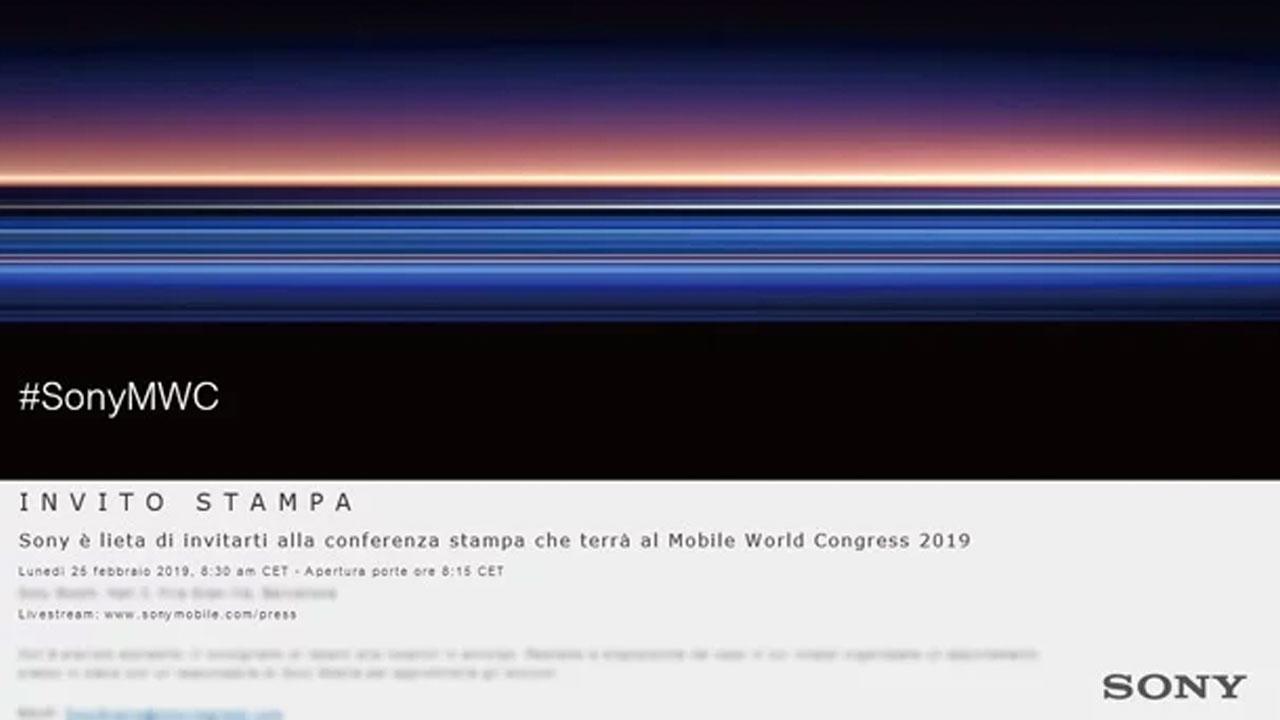 Sony Hadirkan Xperia XZ4 Melalui Ajang MWC 2019