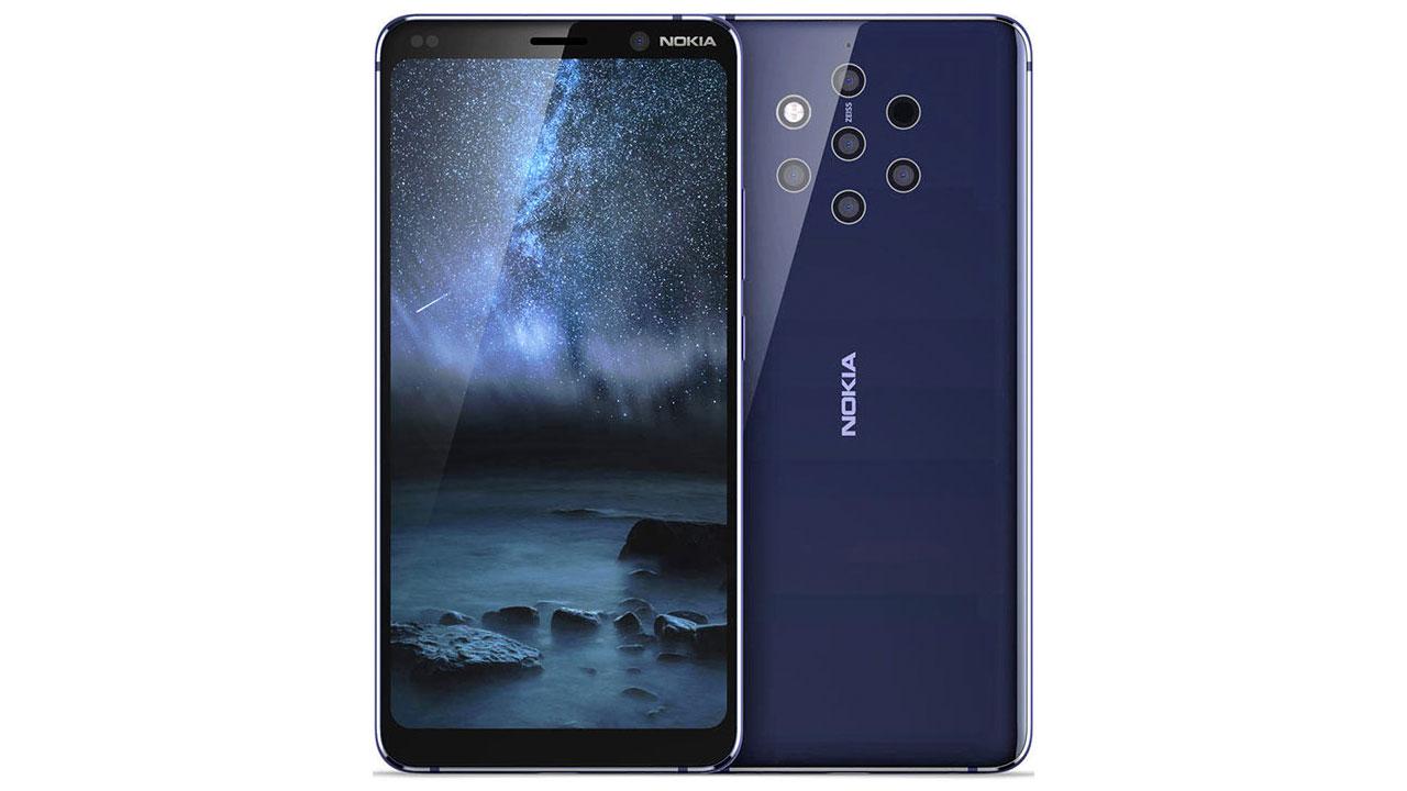 Nokia 9 Pureview Akan Diperkenalkan Di MWC 2019