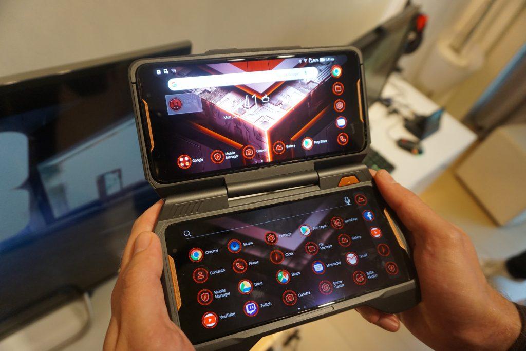 ASUS ROG Gaming Phone Dengan RAM 10GB
