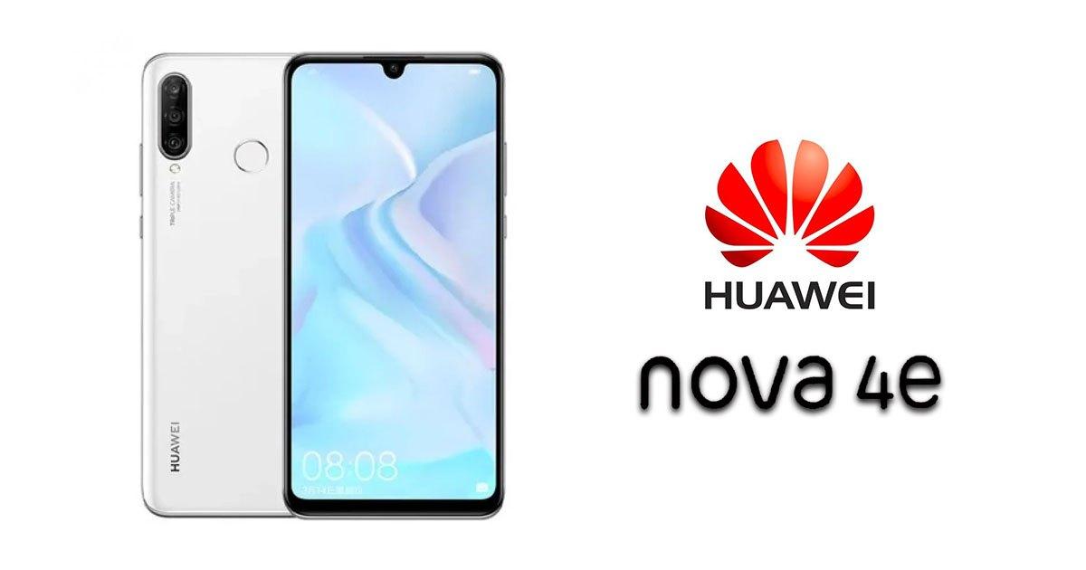 Resmi Dijual, Intip Harga Huawei Nova 4e !