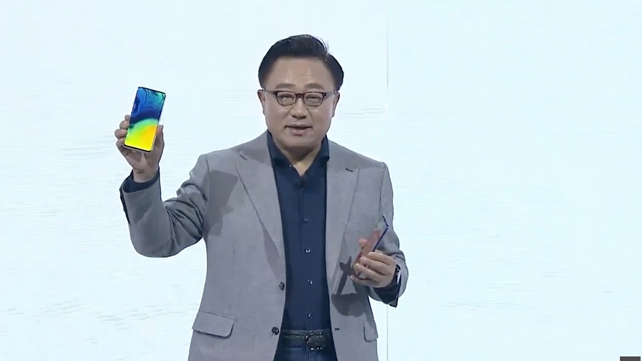Samsung Secara Resmi Perkenalkan Galaxy A80