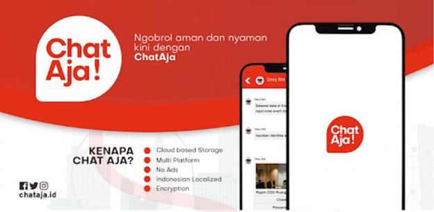 ChatAja: Aplikasi Chatting Terbaru Buatan Anak Bangsa
