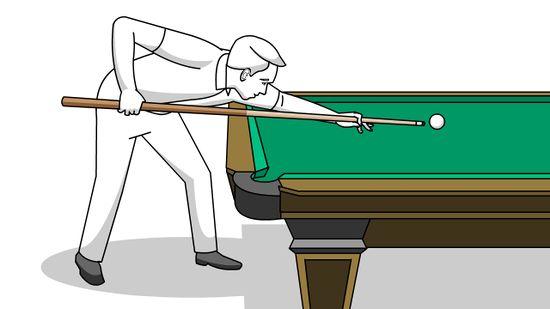 Belajar Billiard Secara Otodidak